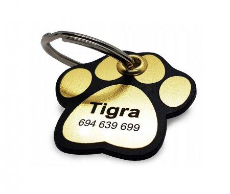 Identyfikator adresówka dla psa lub kota w21