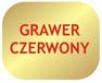 Złoty szczotkowany - grawer czerwon