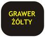 Czarny - grawer żółty